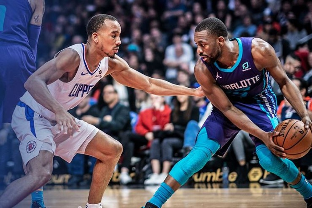 NBA: Clippers tunden a los Hornets