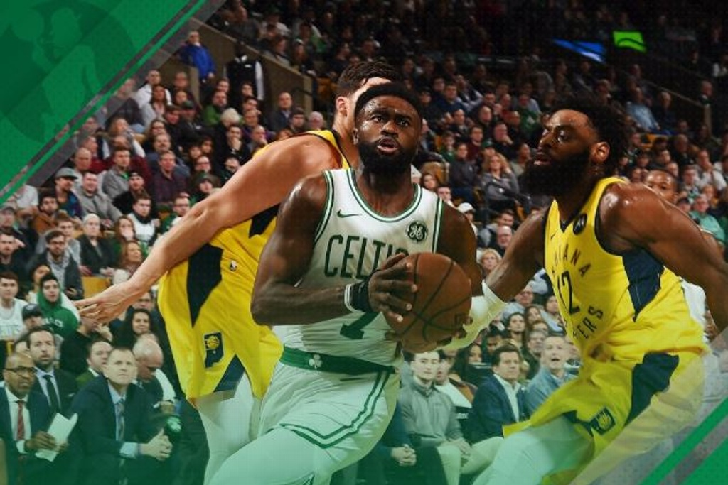 NBA: Celtics arrolla a los Pacers