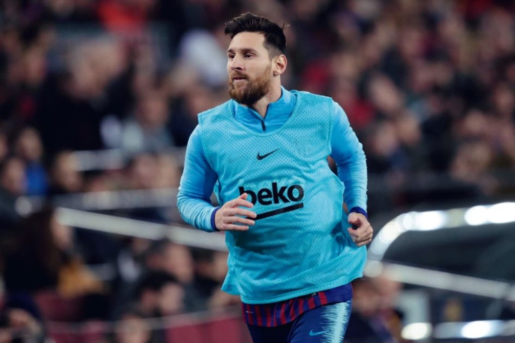 ¡Alerta en Barcelona! Messi sigue tocado y no entrena