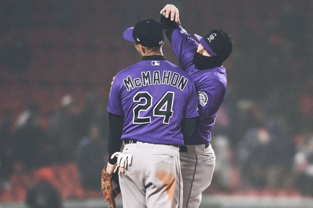 MLB: Rockies frenan a los Red Sox