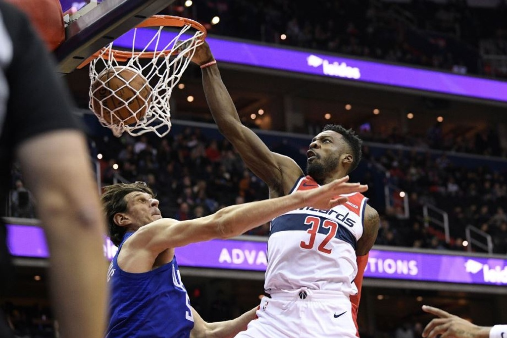 NBA: Wizards superan a Clippers