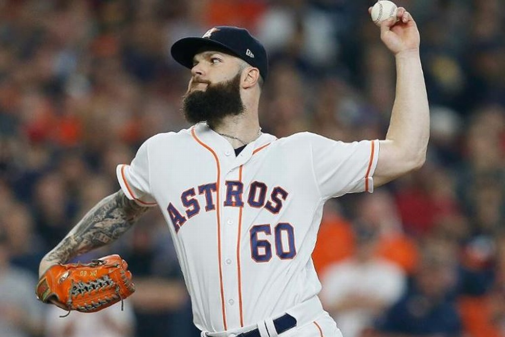 Bravos y Angelinos estarían en Dallas Keuchel