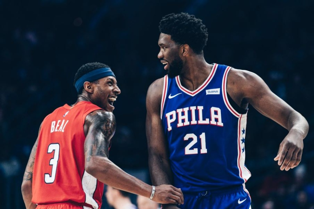 NBA: Sixers supera a los Wizards