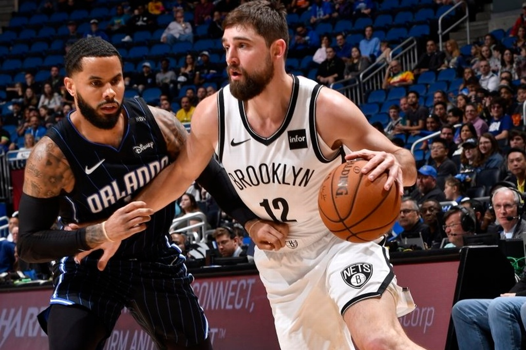 NBA: Nets supera a Orlando
