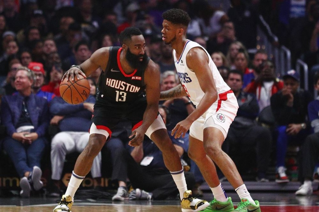 NBA: Rockets castigan a los Clippers