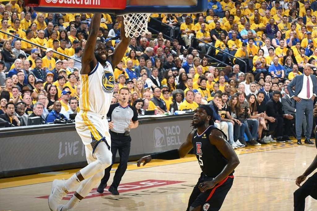 NBA: Warriors se imponen a los Clippers