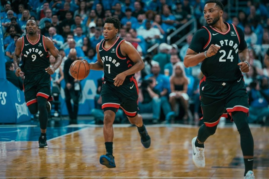 NBA Playoffs: Raptors a un triunfo de avanzar