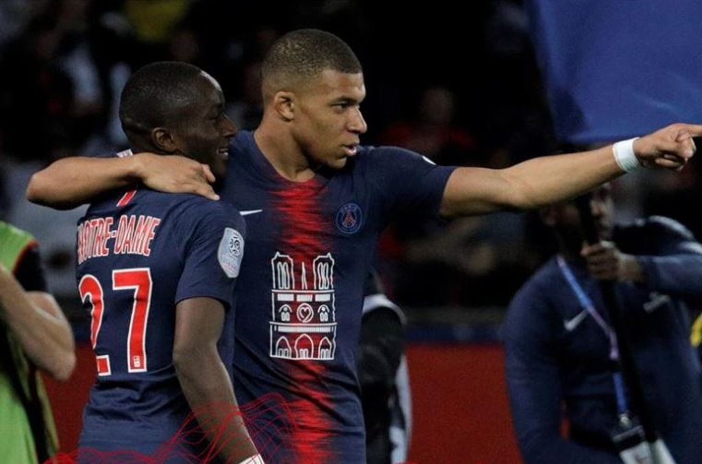 ¡Mbappé descarta irse al Real Madrid!