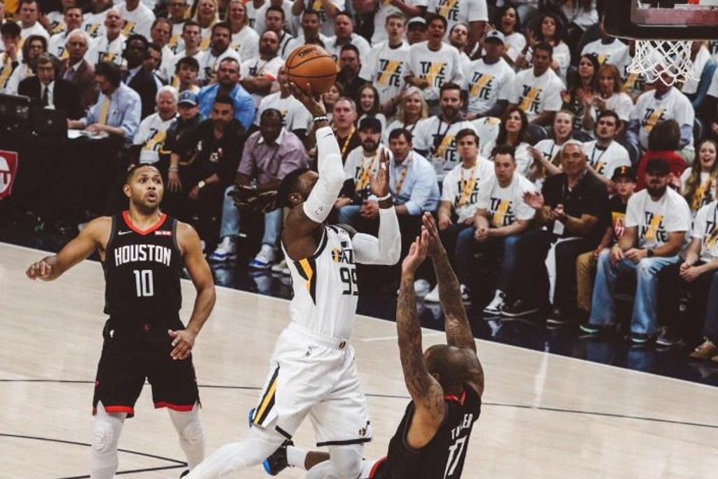 NBA Playoffs: Jazz gana a los Rockets y alarga agonía