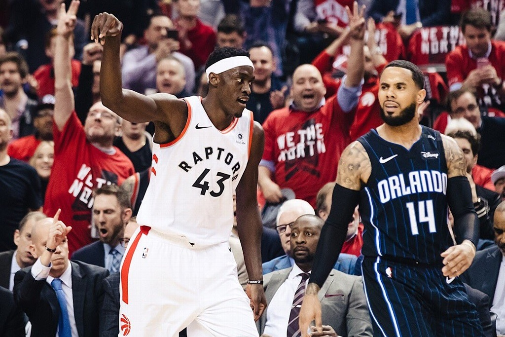 Raptors consuma eliminación de Magic en playoffs de la NBA
