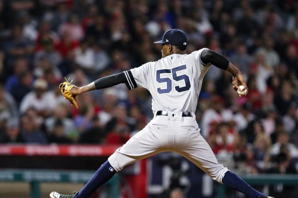 MLB: Yankees resisten y vencen a Angels