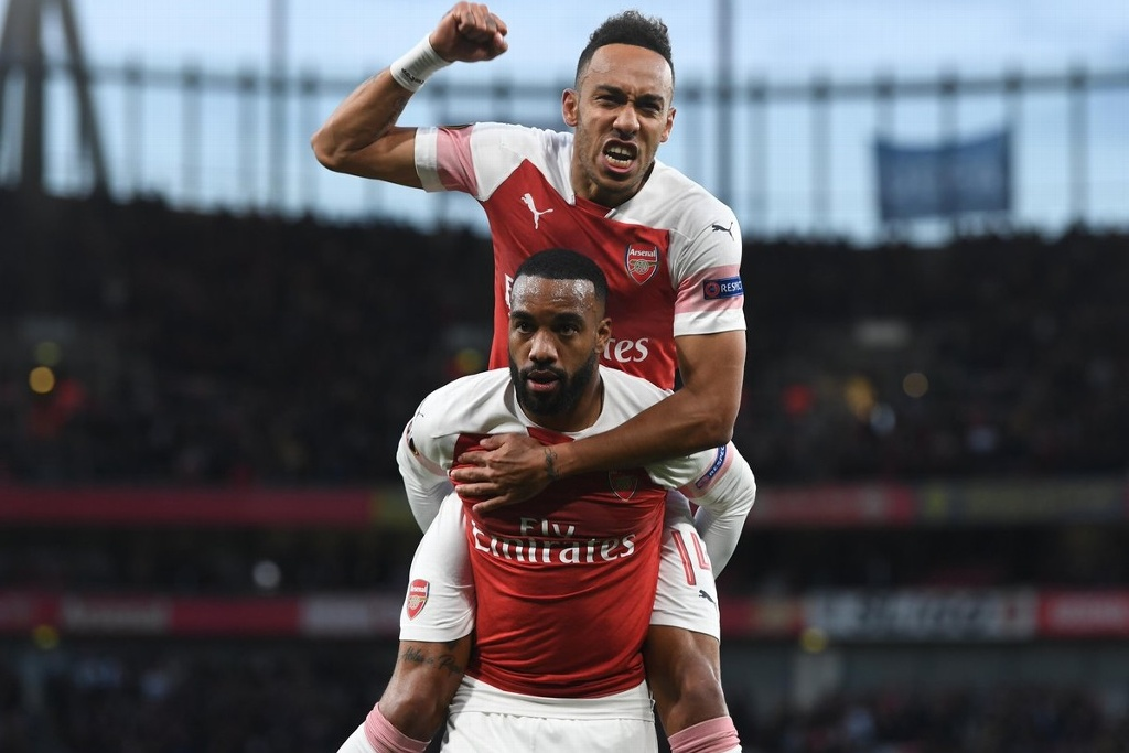 Arsenal derrota al Valencia y se acerca a la final de Europa League