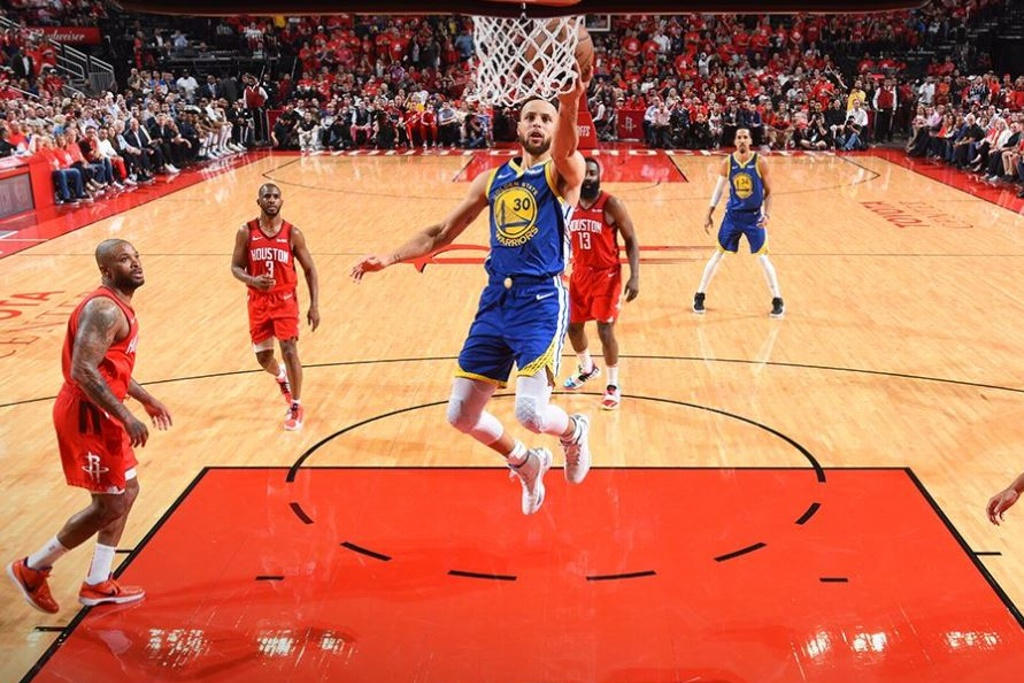 NBA Playoffs: Warriors a la Final del Oeste