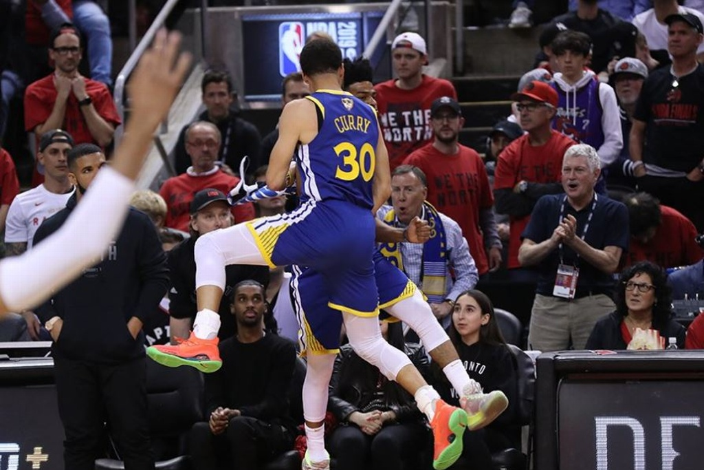 NBA: Warriors gana y empareja serie Final