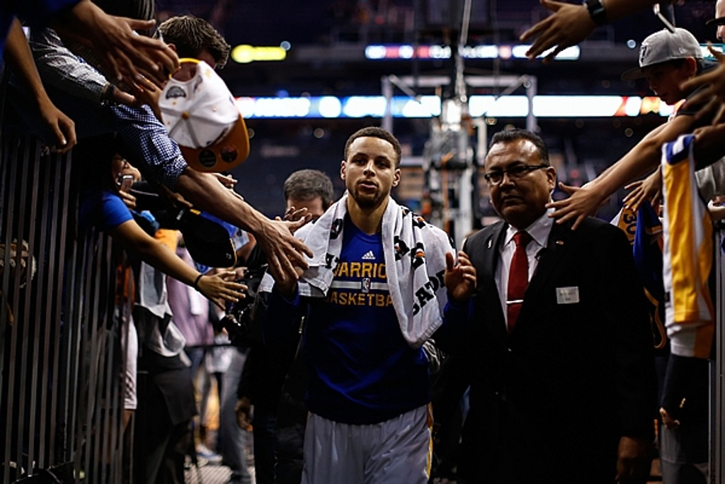 Stephen Curry quiere ir a Tokio 2020