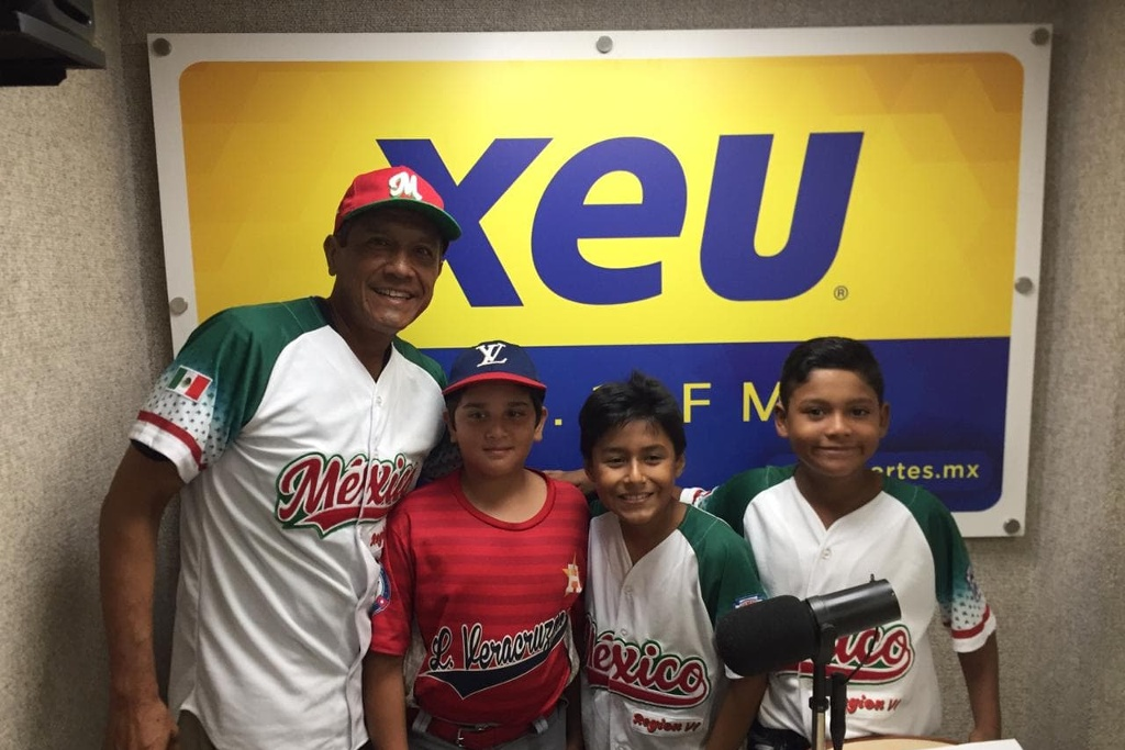 Veracruz disputará Torneo Infantil Menor de Williamsport